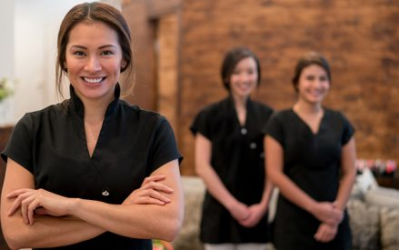 How good software makes it easier to manage your spa staff