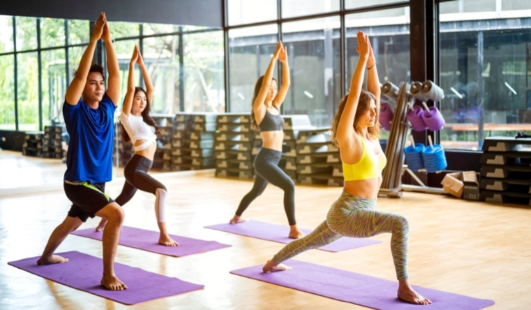 Business Plan for Yoga Studio