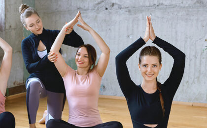 how to become qualified fitness instructor