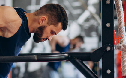 fitness technology in gym
