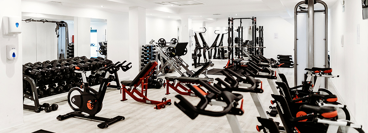 New Gym Commercial Equipment
